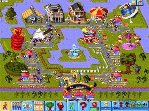 theme park rankings ranking the best games from bullfrog productions games