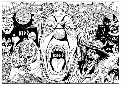guns and roses coloring page free coloring pages of guns n roses