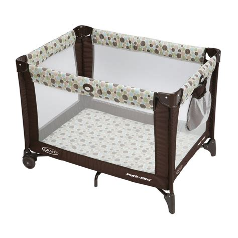 Graco Travel Lite Crib Parts by New Graco Pack N Play Playard Baby Travel Bassinet Baby