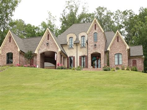 Home Exterior Design Brick And by New Brick Home Designs New Orleans Style Brick Homes