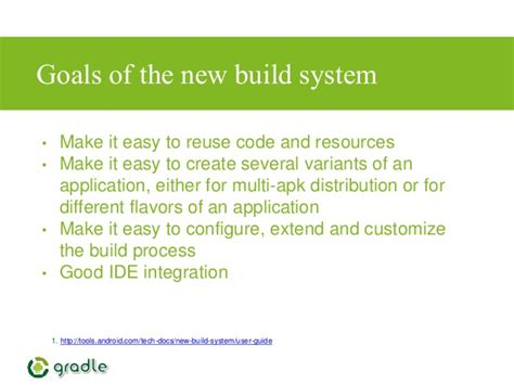 gradle tutorial java youtube gradle the new build system for android