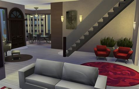 house room download modern charm sims online