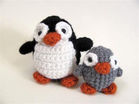 amigurumi pattern penguin 6 adorable penguin crochet patterns