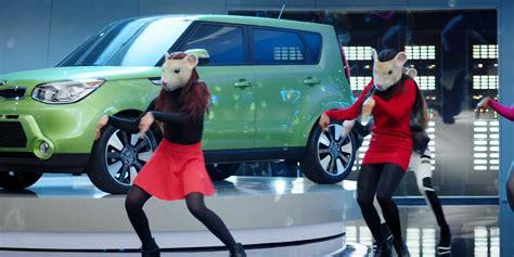 From Kia Commercial Kia Soul Ev Gets Its Freak On In