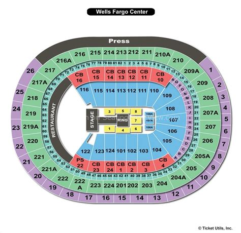 question about seating at fargo center philadelphia
