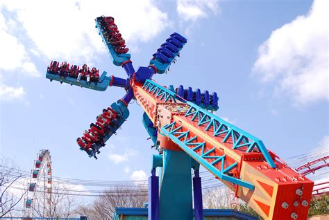 theme park blog top 10 attractions at everland theme park funtastic