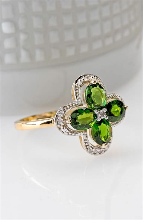 Feeling Green Gold by We Are Feeling Lucky With Our Mighty Green Ring On 1