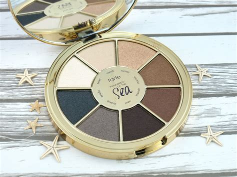 Tarte Rainforest Of The Sea Vol 2 tarte rainforest of the sea vol ii eyeshadow palette