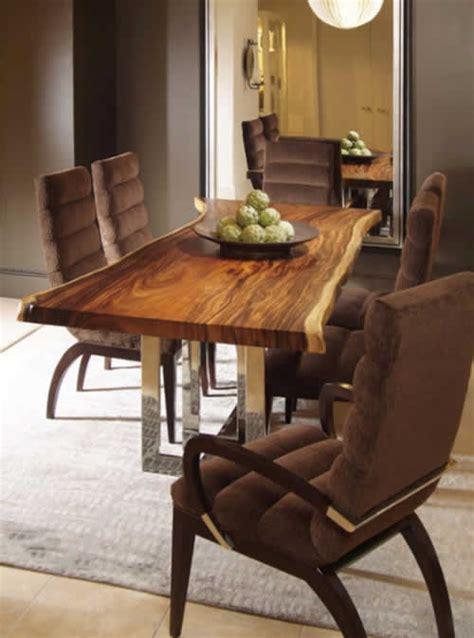 mesa de madera maciza decoracionin