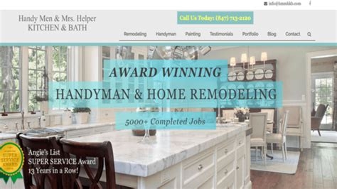 home improvement sites home remodeling website gorgeous bigmango marketing