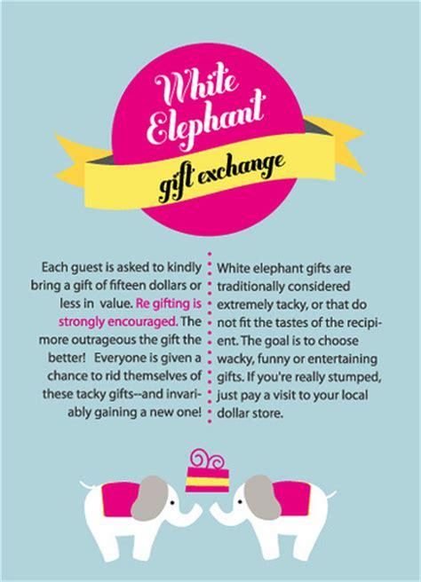 White Elephant Party Invitation Flickr Photo Sharing Free White Elephant Invitation Template