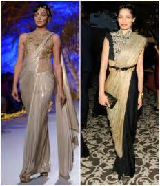 sari drapes how to wear a saree in 9 different ways for wedding