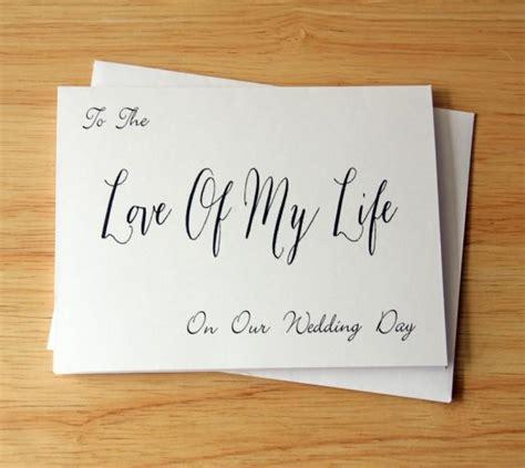 Groom Gift Card - romantic card love card wedding card gift for groom gift for bride card for groom