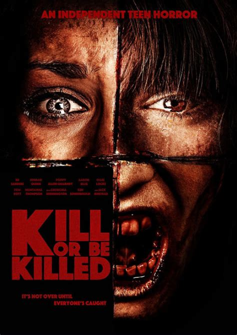 Kill And Be Killed kill or be killed l horror sui tag disponibile in dvd