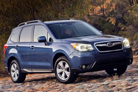 red subaru forester 2015 used 2015 subaru forester suv pricing for sale edmunds