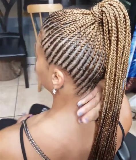 haircut en braids beyonc 233 braids hair pinterest hair style natural