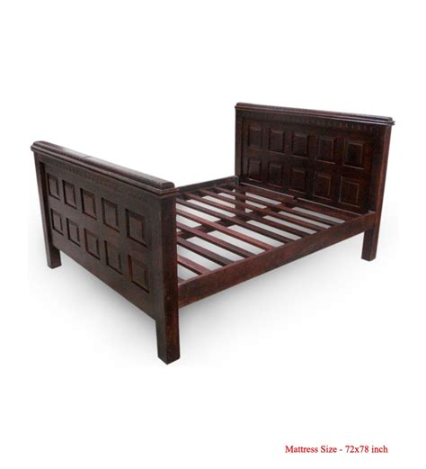 bed headrest cayenne king size bed with designer headrest by mudramark king sized furniture