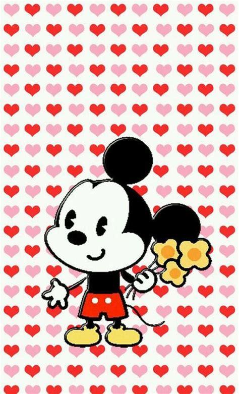 wallpaper cute mickey image via we heart it https weheartit com entry