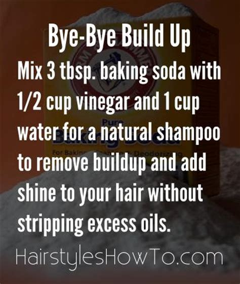 How To Detox Your Hair With Baking Soda by 3 Incredibly Useful Hair Remedies Hairstyles How To