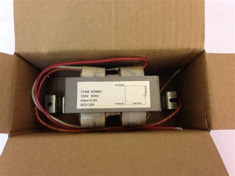 mercury vapor light ballast 20 years of 175 watt mercury vapor ballast kits