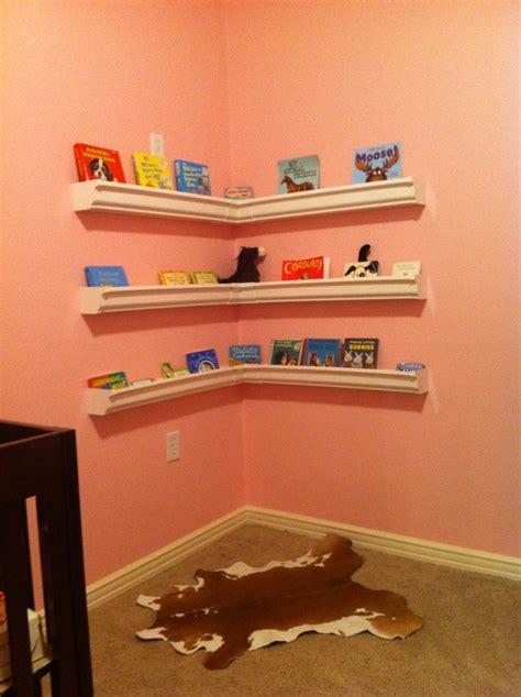 gutter book shelves unique gutter uses