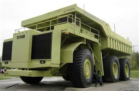 world s wordlesstech world s biggest truck