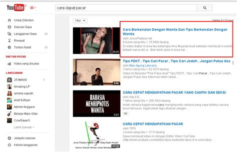 cara download video dari youtube menggunakan idm full cara mudah terbaru download video di youtube tanpa