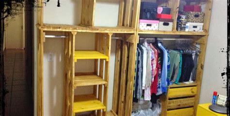 armarios hechos con palets 3 armarios con palets con los que te vamos a sorprender