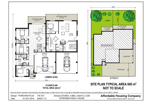 dual living house plans numberedtype