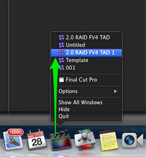 tutorial final cut pro x 10 1 final cut pro x 10 1 tips and tricks 01