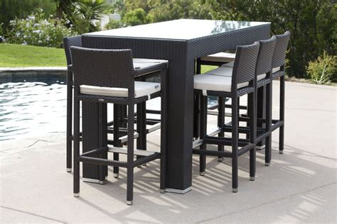 Outdoor Bar Furniture What Are The Advantages Of Getting An Outdoor Bar