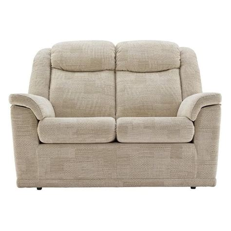 Milton Upholstery by G Plan Milton 2 Seater Sofa In Fabric At Smiths The Rink