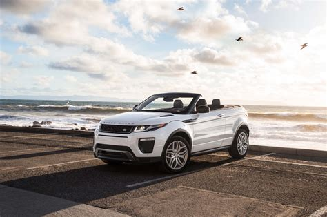 convertible land rover discovery range rover evoque convertible review droptop suv an
