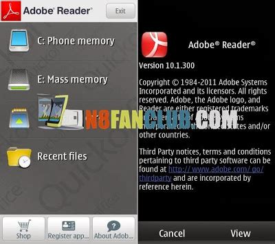 adobe reader for nokia x6 full version free download quickoffice pro 7 1 18 adobe reader 10 1 300 for nokia n8