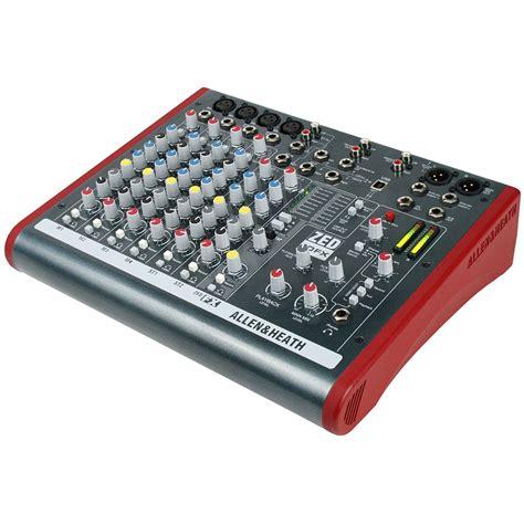 Mixer Allen Heath Zed allen heath zed 10fx 171 mixer