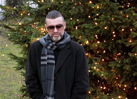george michael home 24 hours in pictures news the guardian