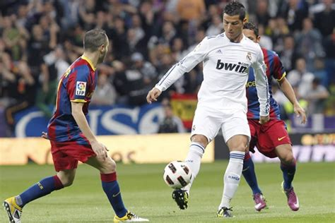fotos real madrid vs barcelona real madrid 1 1 barcelona en imagenes taringa