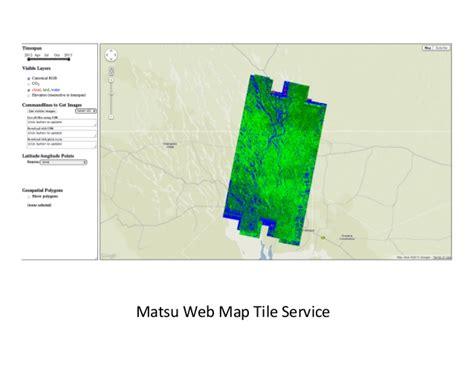 matsu project open source software  processing