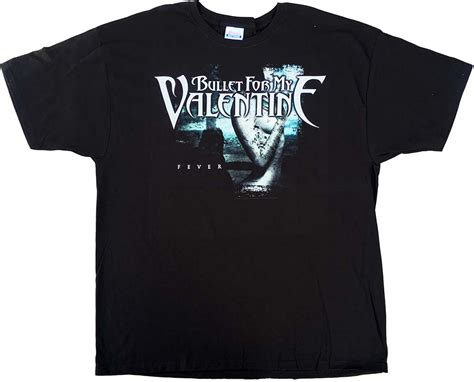 bullet for my clothing bullet for my 2010 fever u s tour black t