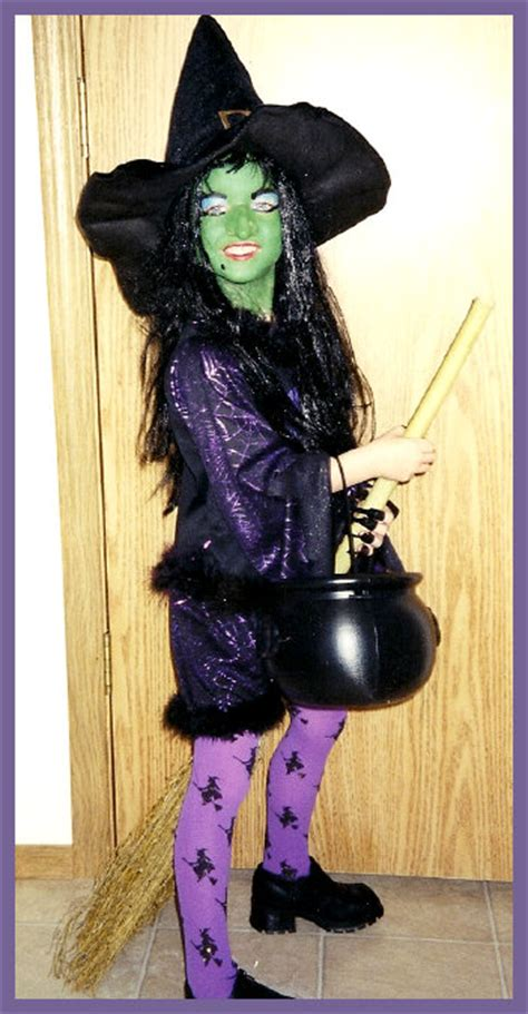 Handmade Witch Costume - witches costumes www imgkid the image kid