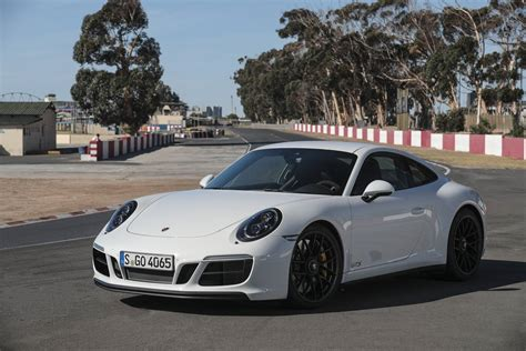 white porsche 911 2017 porsche 911 carrera 4 gts review gtspirit