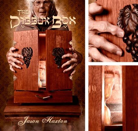the possessions a novel books the dibbuk box by jason haxton horror books