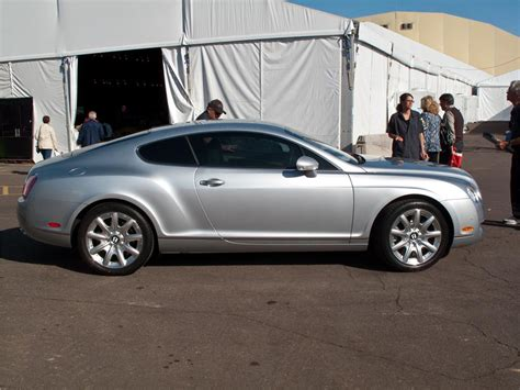 bentley 2 door 2005 bentley continental gt 2 door coupe 121153