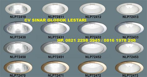 Fitting Lu Downlight Panasonic light series