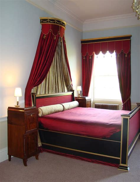 black and red curtains for bedroom rise hall red and black bedroom pauline barraclough soft