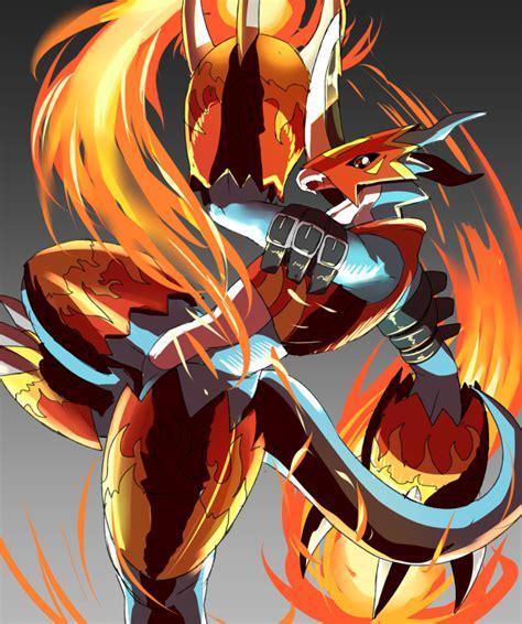 wallpaper android digimon flamedramon digimon adventure zerochan anime image board