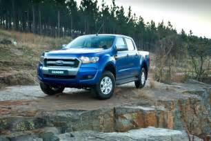 Ford South Ford Ranger Sets New Record For Exports In South Africa