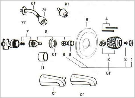 Moen Single Handle Shower Faucet Cartridge Replacement