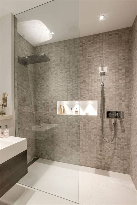 walk in shower 27 walk in shower tile ideas that will inspire you home
