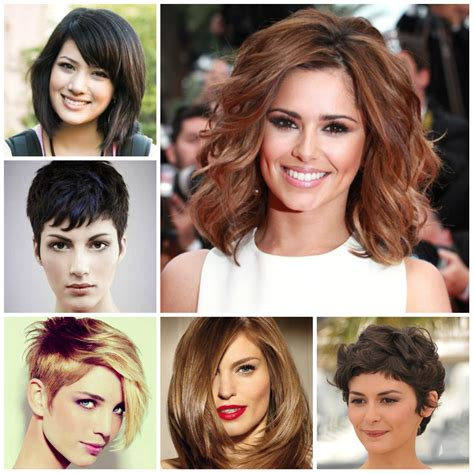 haircuts for thick hair 2017 short hairstyles for thick hair 2017 best short hair styles